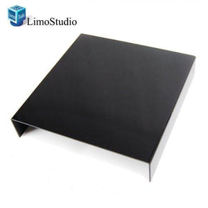 Acrylic Black Display Table for Table Top photography studio tent, AGG836
