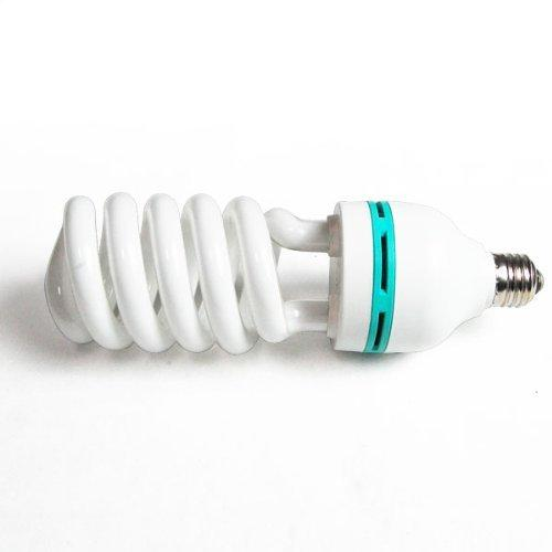 Professional Quality 65 Watt Compact Fluorescent Full Spectrum Photo Studio Daylight Bulb Photography, AGG867