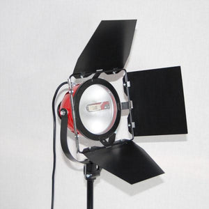 Photography Halogen Video Photo Studio 800W Barndoor Accent Continuous Studio Light Lighting Kit, AGG930