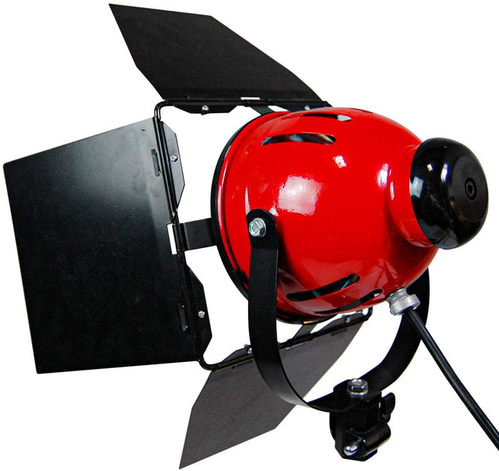 LimoStudio Professional Photo Video Studio 800W Continuous Barndoor Light Head Photography, SRE1114