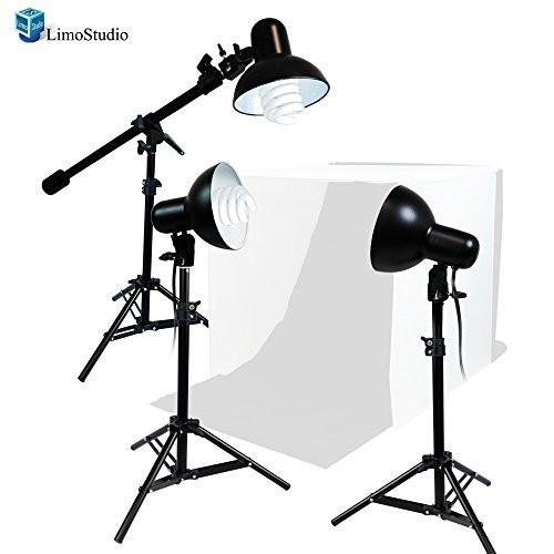 45W Continous Lighting Stand Boom Kit for Photo Tent, AGG963