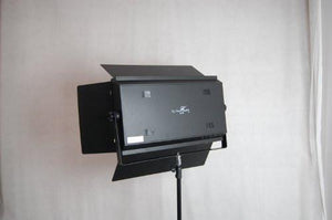 Photo Video Studio Lighting 550W Digital Light Fluroescent 4-Bank Barndoor Light Panel, AGG977