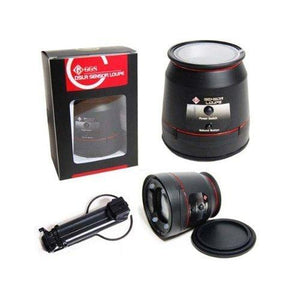 Sensor Loupe Sensor Cleaning CCD CMOS Sensor Loupe for ALL DSLR optical 2X-5X, AGG979