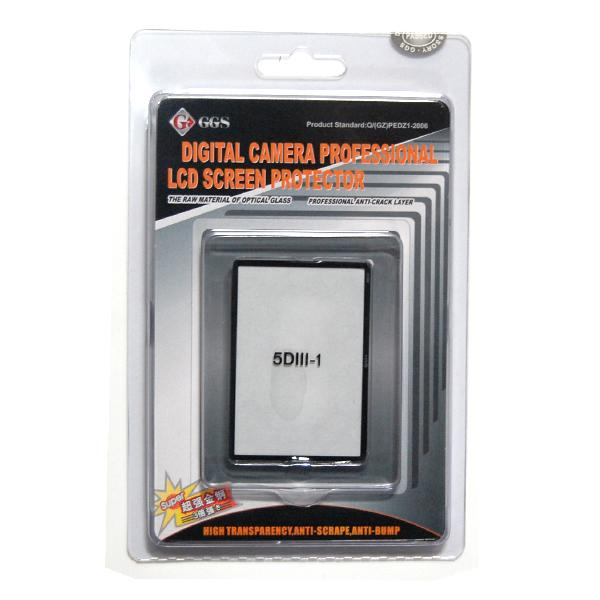 LCD Optical Glass Pro Screen Protector for Canon 5D Mark III, AGG983