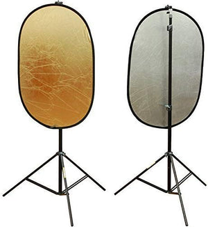 "24"" x 36"" (60cm x 90cm) 2 in 1 Photography Studio Collapsible Multi-Photo Disc Reflector, SRE1075"