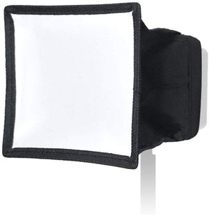 "6"" x 6.7"" (15x17cm) Collapsible Light Diffuser, Mini Softbox for Camera Photo Video LED Light Panel, SRE1142"