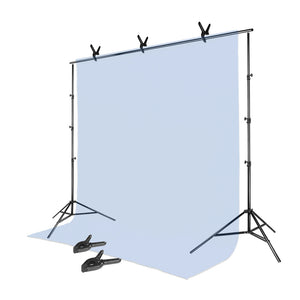 [5 PCS] Photography Backdrop Support Spring Clamp for Background Muslin, Canvas, Paper, Chromakey Screen, Heavy Duty Clip, Photo Studio, SRE1263