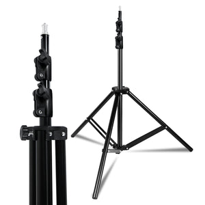 Photography Photo Video Studio 2-Pack LED Day Light Umbrella Continuous Lighting Kit with Carry Bag, SRE1248