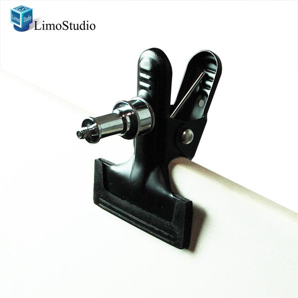 Photography Multi Purpose Studio Clamp Cold Shoe Hot Shoe Mounting Clamp, LMS367