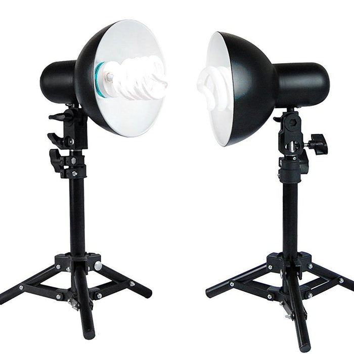 Table Top Photography Photo Video Studio 400W Mini Continuous lighting Light Kit, LMS844