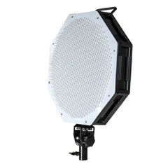 Dimmable 885 LED Lightbulb Octagon Panel Light / Diffuser with Softbox, Continuous Lighting Bundle Kit, Photo Video Studio, WMLS4134