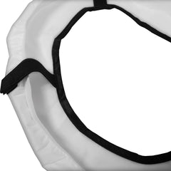 Loadstone Studio 18-inch Diameter Professional White Diffuser Cover for Ring Light with Integrated Velcro Straps, Ring Light Diffusion Cloth, WMLS4505