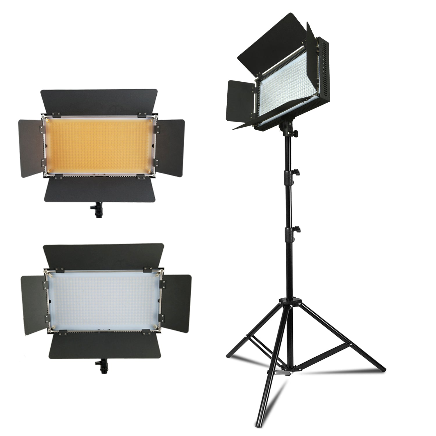 u dimmable charger for light shooting lighting photo rechargeable youtube product camera and battery cri studio neewer bi bracket kit barndoor video with color led