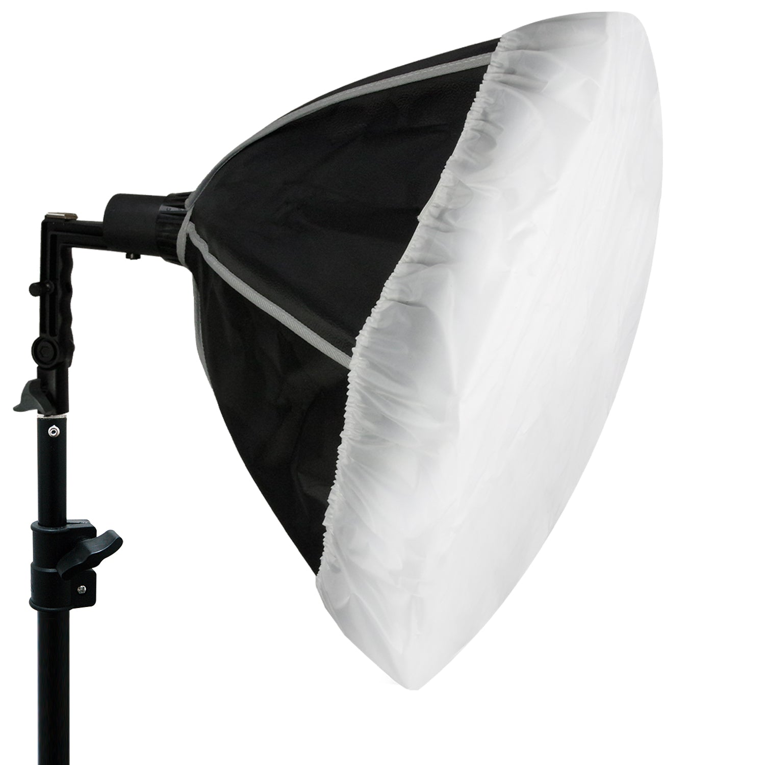Loadstone Studio 26-inch Octagon Shape SoftBox Lighting Kit, Video Camera Photography, Photo Portrait Studio, Photo Lighting Diffuser, WMLS4694