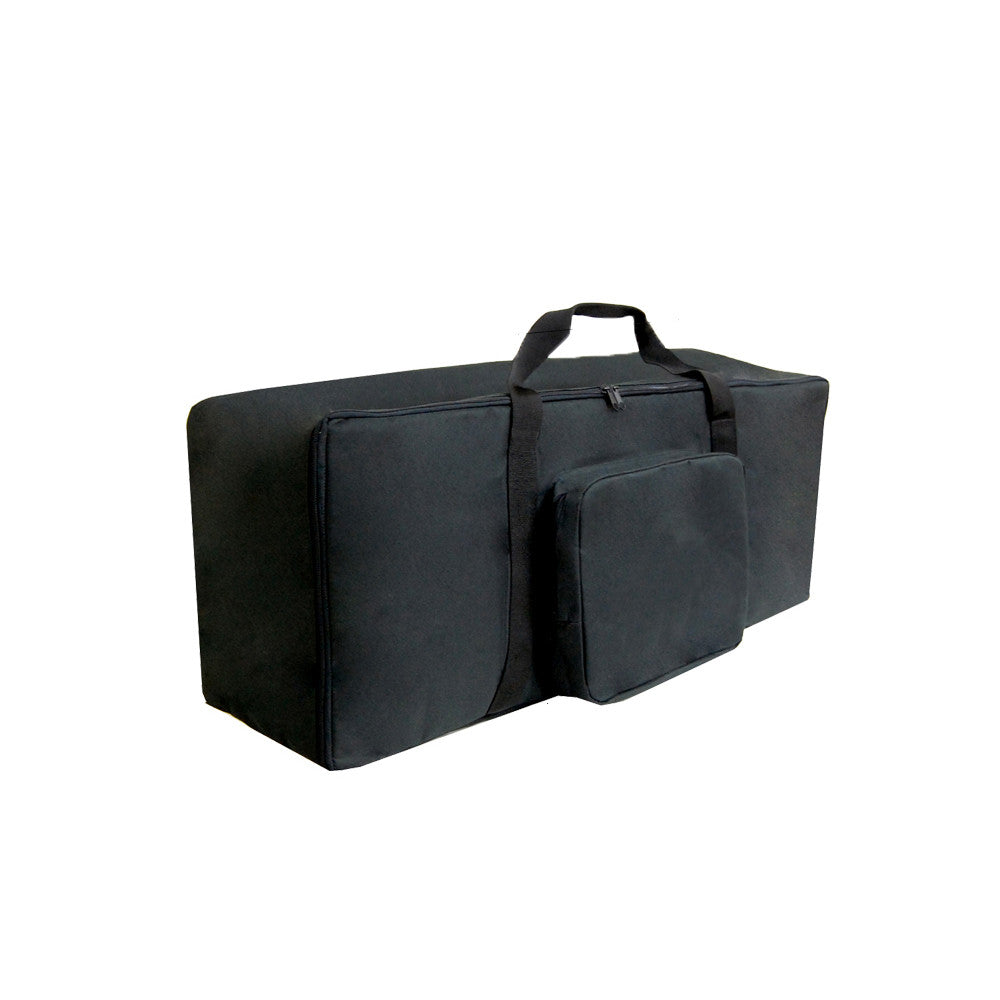 Photography Equipment Heavy Duty Carry Case Travel Bag for Light Stands, Light Heads, and Accessories by Loadstone Studio