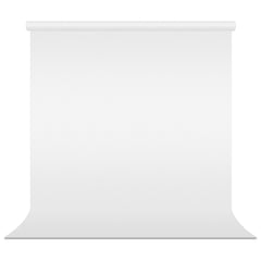 10 ft X 10 ft White Chromakey Photo Video Studio Fabric Backdrop, Background Screen, Pure White Muslin, Photography Studio, WMLS4147