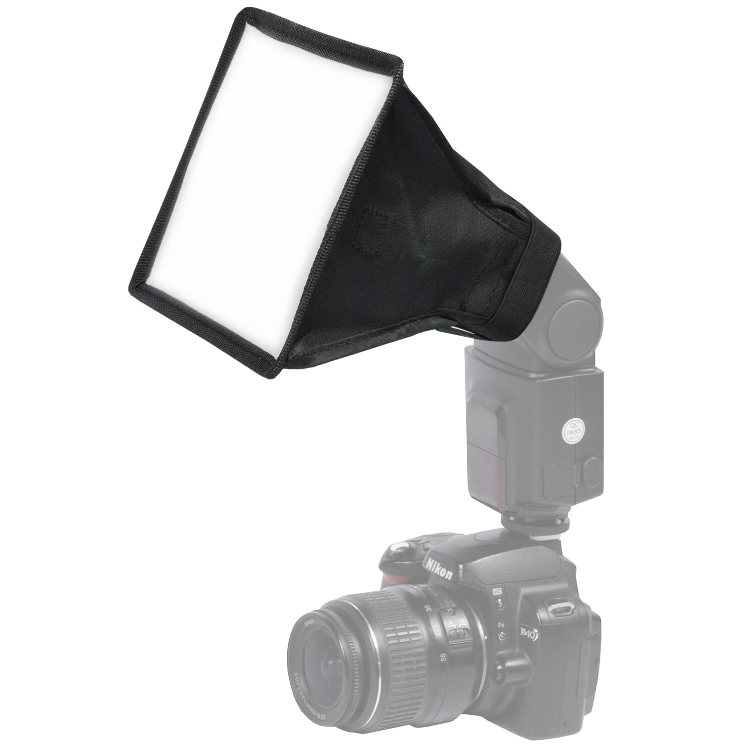 Collapsible Light Diffuser Cover, Mini Softbox for Camera Photo Video LED  Light Panel & Flash Light