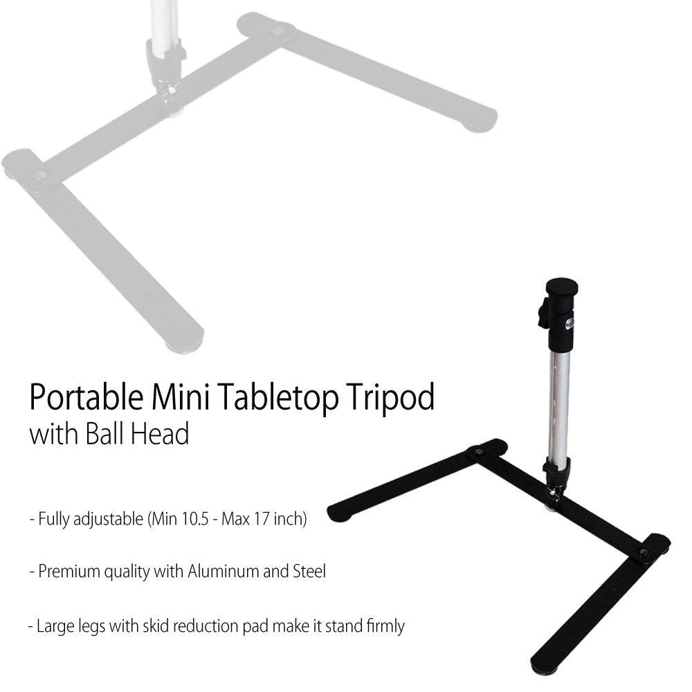 Table Top Photography Studio Light Tent Kit in a Box
