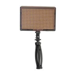 300 LED 2400 LM Photo Video Ultra Super Bright Dimmable Camera Hot Shoe Mount Lighting Slim Panel