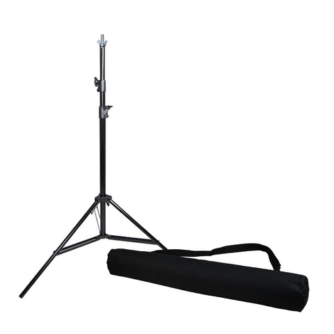 "102""/ 9 ft Premium Heavy Duty T1.4 Backdrop Stand with Carry Bag Aluminum Alloy Construction for Professionals"