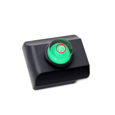 Hot Shoe Mount Bubble Spirit Level Gradienter Hot Shoe Protection Cover for Camera & Photo Accessories