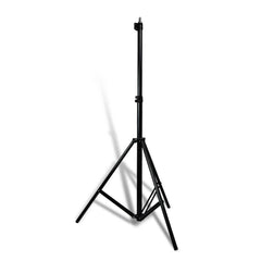 "Portable Convenient 86"" Photo Video Adjustable Height Lighting Equipment Stand Heavy Duty Aluminum"