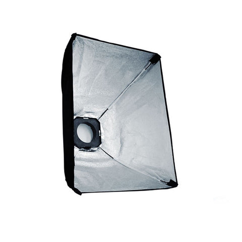 "24"" x 36'' Portable Softbox with Universal Speedring for Photo Video Flash Continuous  Lighting."