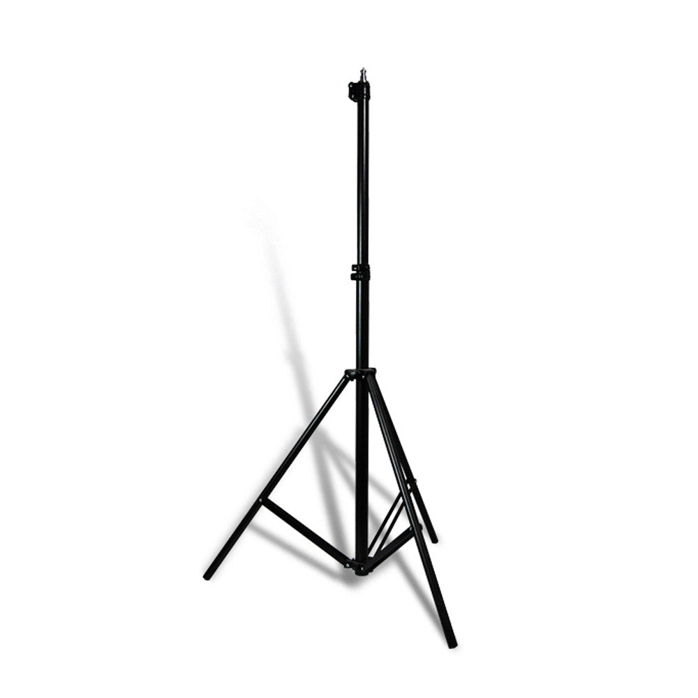 7' Premium Aluminum Alloy Construction Photo Video Light Stand for Portrait Lighting or Location Setup