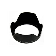Dedicated Lens Hood for Canon EF-S 17-85mm f/4-5.6 IS USM EF-S 18-135mm f/3.5-5.6 IS Lens - Replaces EW-73B by Loadstone Studio