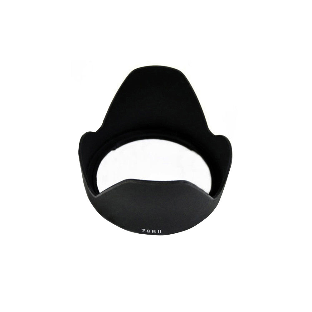 Dedicated Bayonet Petal Lens Hood for Canon EF 28-135 f/3.5-5.6 IS USM Lens - Replaces EW-78B II by Loadstone Studio