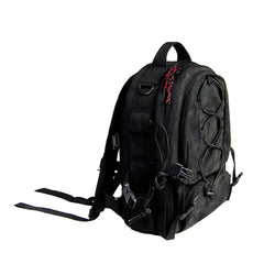 Water Resistant Premium Heavy Duty Backpack for DSLR Camera, Lens, Laptop, and Accessories Reinforced Seams
