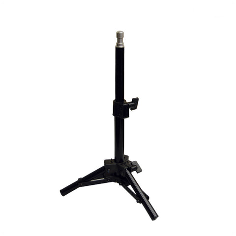 "Portable Adjustable 15"" Kicker Background Light Stand with Safety 3 Legs Quick Release for Photography"