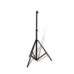 "Portable Convenient Telescopic 86"" Photo Video Adjustable Height Lighting Equipment Stand Aluminum Alloy"