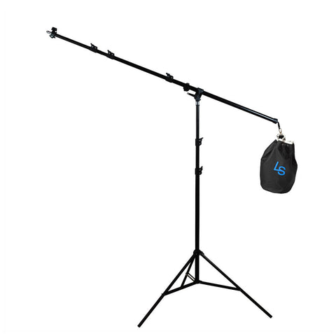 High Quality Heavy Duty Aluminum Alloy Boom Arm Stand Reflector Holder for Photography and Video Sets