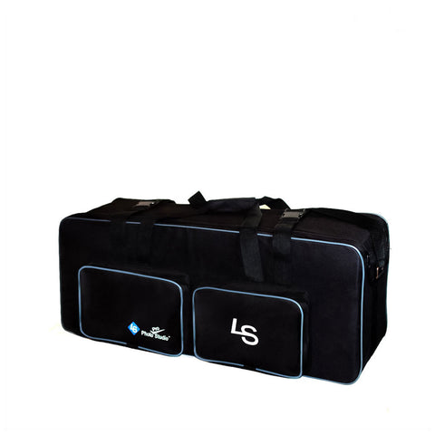 Premium Carry Case for Photography Equipment and Accessories like Light Stands, Softboxes, and Muslins