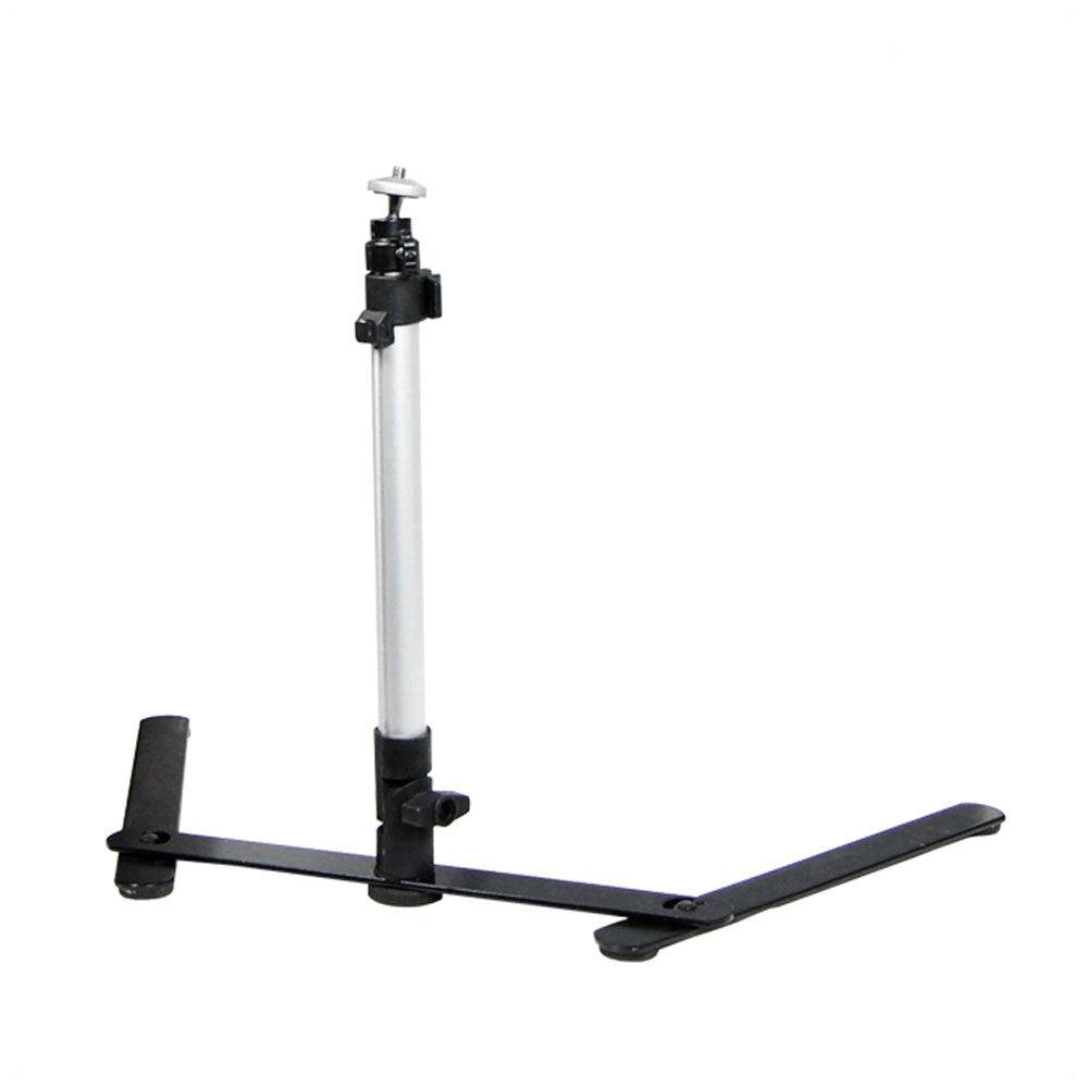 Portable Mini Tabletop Folding Tripod with Ball Head for DSLR and Photo Video Camera Product Shoot