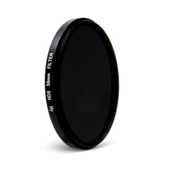 58mm Double Threaded Neutral Density (ND8) Professional Photography Filter for Canon and Nikon Camera Lenses by Loadstone Studio