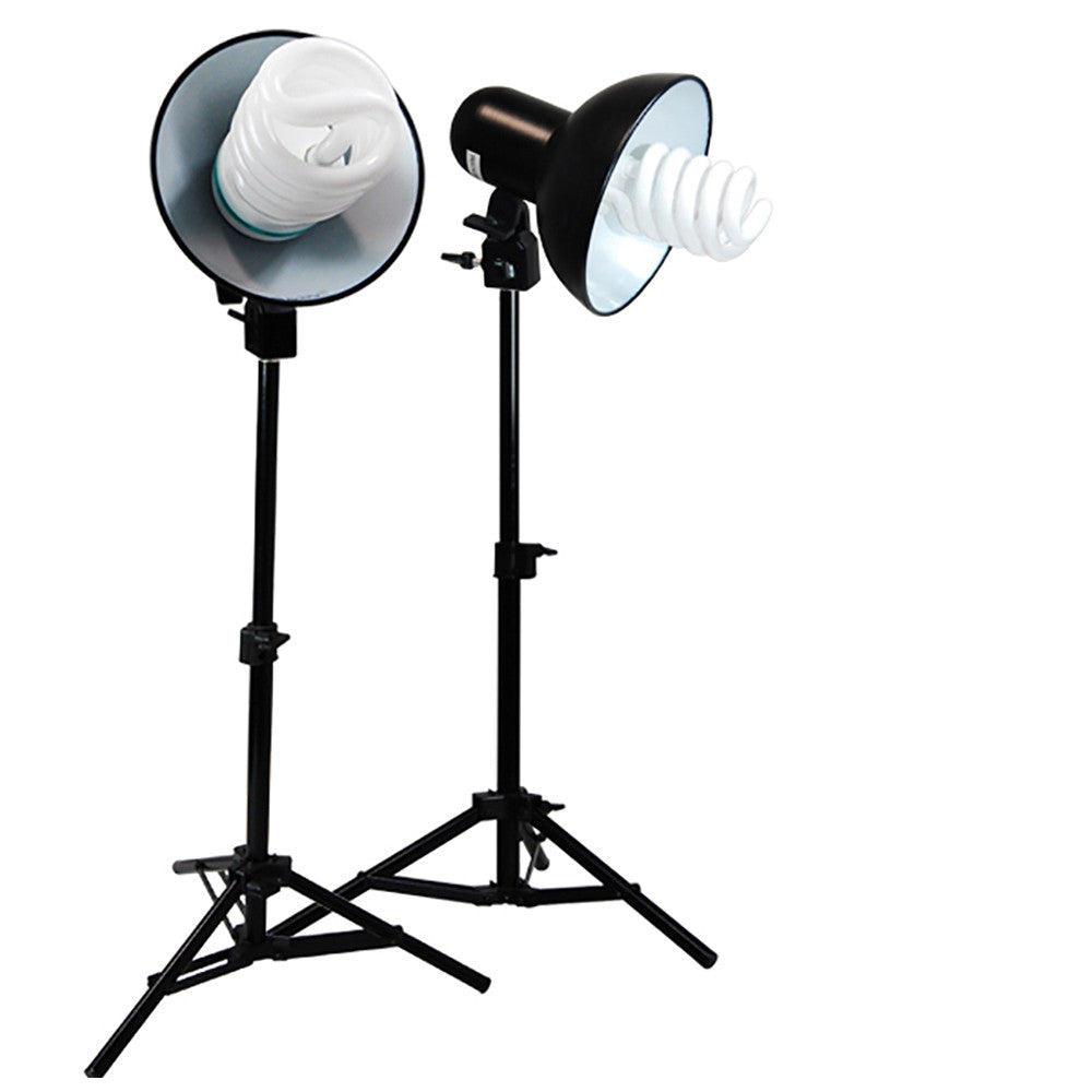 Table Top Photography Studio 400W Mini Continuous lighting Light Kit