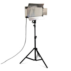 Loadstone Studio 500 LED Photo Video Studio light Panel LED Video lighting Kit Dimmer Mount,