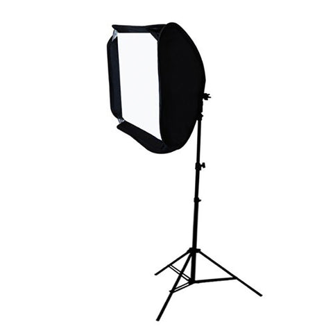 "Loadstone Studio Photography Photo Studio 24"" Flash Lighting Diffuser Softbox Speedlight with Light Stand Tripod,"
