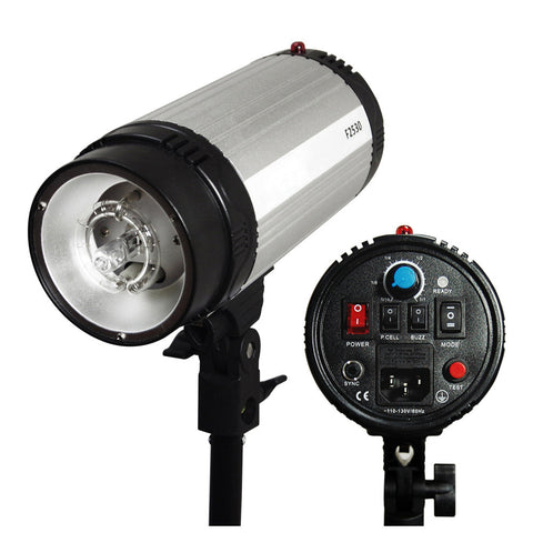 Loadstone Studio Photo Studio 300W Flash Strobe Light Monolight Speedlite Lighting,