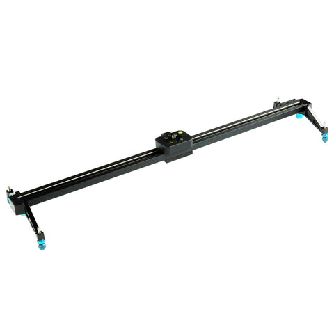 32 Inch Video Stabilization System DSLR Camera Compact Dolly Track Slider