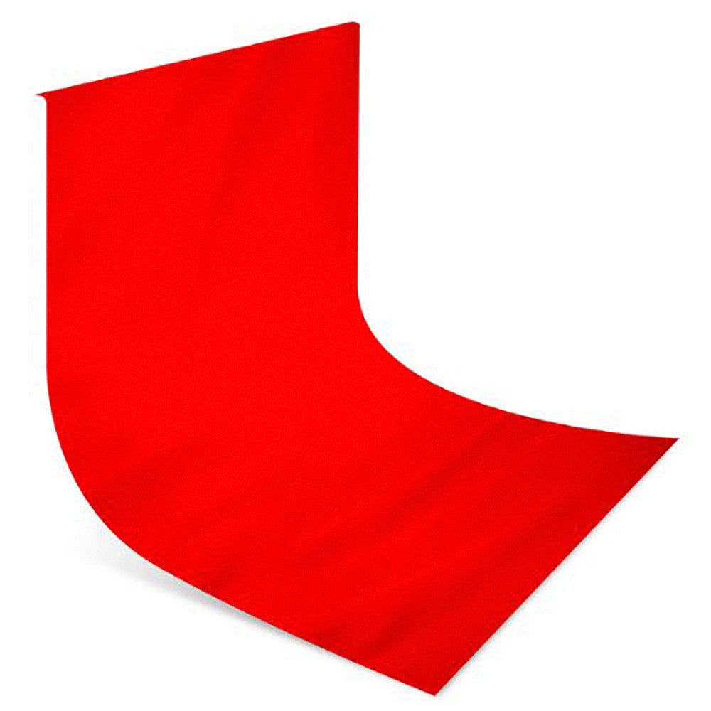 10 X 20 Photography Studio Background Red Color Solid Muslin Photo Backdrop Seamless 100