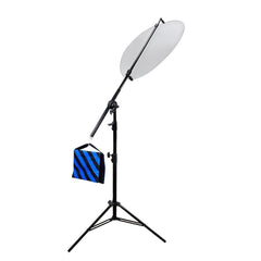 Loadstone  Studio Photo Studio Lighting Reflector Arm Stand Reflector Stand Holder Boom Arm