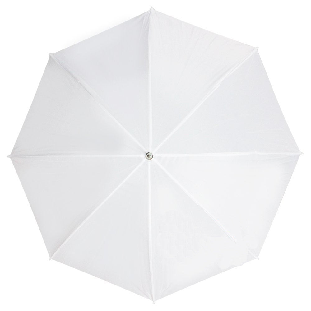"33"" White Transparent Photo Umbrella Studio Reflector"