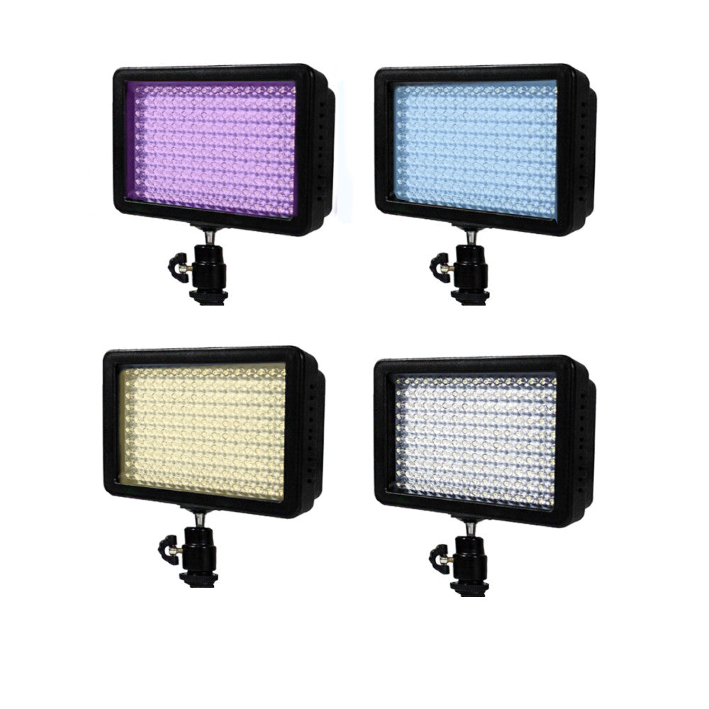 160 LED Lighting Kit for digital Photography