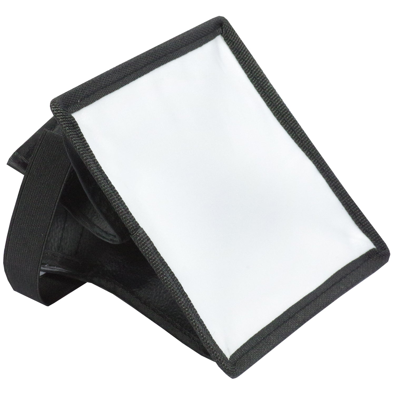 Loadstone Studio 6 x 7 inch Rectangle Foldable Light Diffuser Cover, Mini Softbox for Photo and Video Shooting, LED