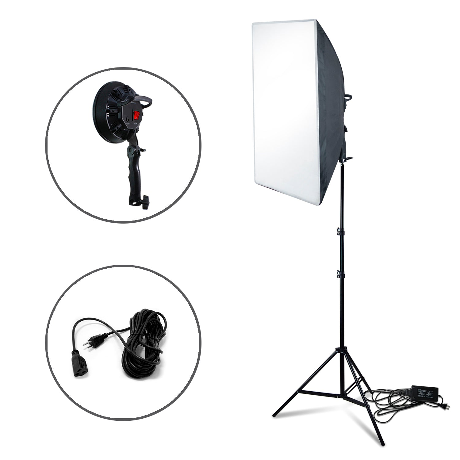 kit b h reg photo stand equipment product photography light travel c video sb led fiilex case lighting