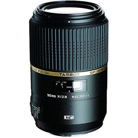 Tamron SP 90mm F/2.8 Di VC USD for Macro Lens Canon EOS