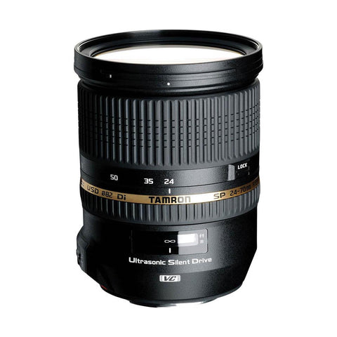 Tamron SP 24-70mm F/2.8 DI VC USD Zoom Lens for Canon